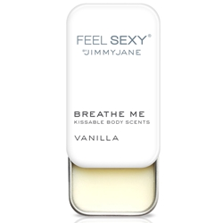Jimmyjane Feel Sexy Breathe Me Body Scents Vanilla Herbals, Body Scents