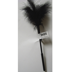 S&M Feather Tickler- Black Feather Tickler
