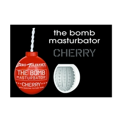Zero Tolerance The Bomb Masturbator Cherry Bomb Masturbator, Masturbation