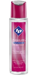 ID Pleasure Squeeze Bottle 4.4 oz Personal Lubricants, Water Based Lube