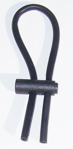 Conductive Rubber Loops for Banana Plugs-6 mm XL DCL Electrosex Gear, Electrosex Accessories