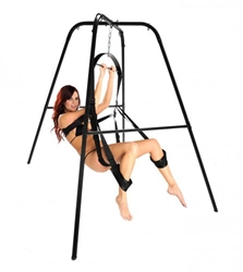 Trinity Ultimate Sex Swing Stand Swings and Sex Aids, Sex Swings
