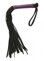 Black Rose Whipping Willow Flogger Impact, Floggers