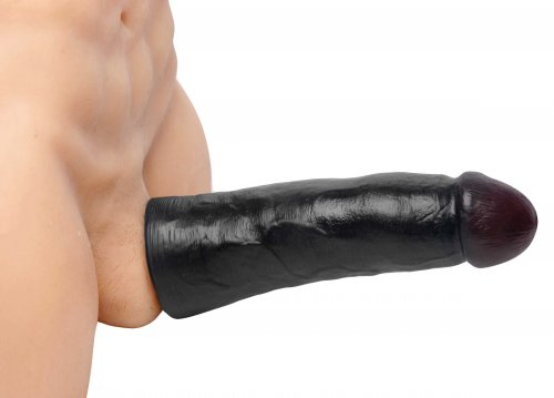 LeBrawn Extra Large Penis Extender Sleeve Enlargement Gear, SexFlesh, Penis Extenders and Sheaths
