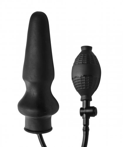 Expand XL Inflatable Anal Plug Anal Toys, Huge insertables, Inflatable Huge anal toys, butt plugs, anal plugs