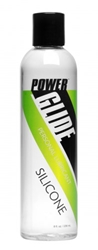 Power Glide Silicone Based Personal Lubricant- 8 oz Personal Lubricants, Silicone Based Lube
