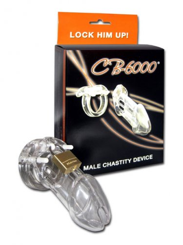CB-6000 Male Chastity Device Chastity, Chastity for Him, Non-Metal Chastity Devices