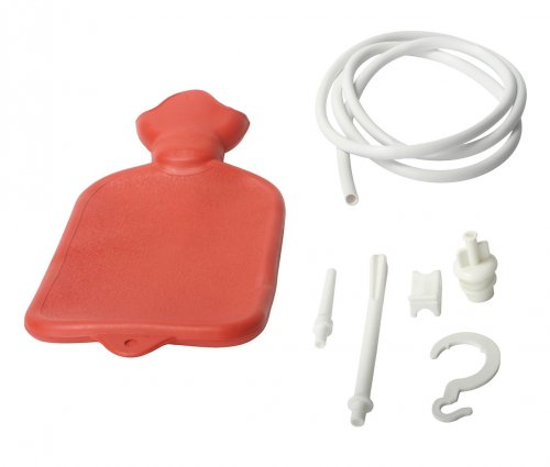 CleanStream Water Bottle Douche Kit Medical Gear, Enema Supplies