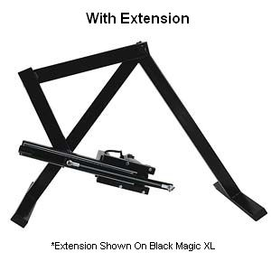 Black Magic 14 Inch Extension Arm Fucking Machines, Machine Accessories and Upgrades