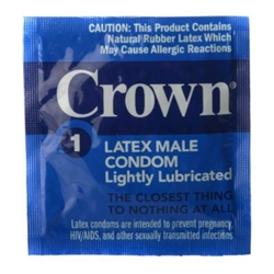 Crown Condoms 100 pack Condoms