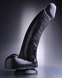 Tom of Finland Black Magic Dildos, Huge Insertables, Huge Dildos, Realistic Dildos, Suction Cup Dildos