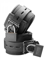 Tom of Finland Neoprene Wrist Cuffs Bondage Gear, Ankle and Wrist Restraints