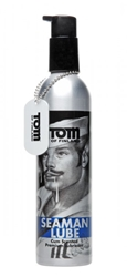 Tom of Finland Seaman Lube - 8 oz Anal Lube, Water Based Lube