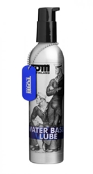 Tom of Finland Water Based Lube- 8 oz Personal Lubricants, Anal Lube, Water Based Lube