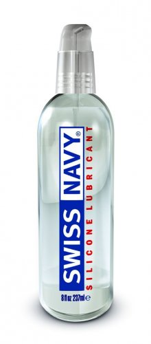 Swiss Navy Silicone Lubricant - 8oz Personal Lubricants, Silicone Based Lube